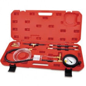 TopTul JGAI0703 Multi-Port Fuel Injection Pressure Tester Kit