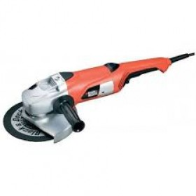 "Black & Decker Angle Grinder 7"" 2000W Semi Soft Start KG2001D-AE"