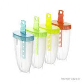 Rotho 4 Pcs Popsicle Sticks Set Wave 75l