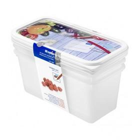 Rotho Freezer Box Domino 1.5 L