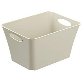 "Rotho ""Living"" Box, Cappucino-Brown, 11 Litre"