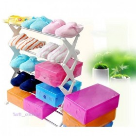 Portable 5 Tier Shoe Rack Shelf