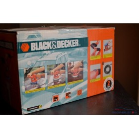Black & Decker KP-600 Orbital Polisher