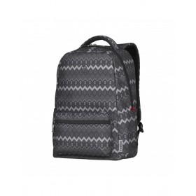 Wenger Colleague Black Native Print backpack