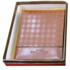 ARMANI Design Wallet Brown SB- 20
