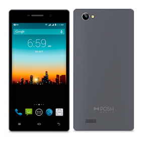 Posh Kick X511 Dual Sim (3G, 1GB RAM, 8GB ROM)