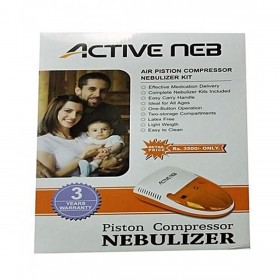 Active Neb Air Piston Compressor Nebulizer