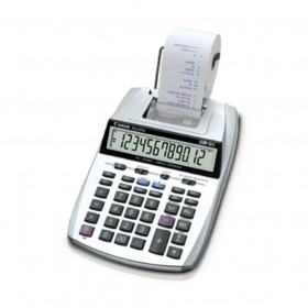 Canon P23-DTSC Printing Calculator 12 Digit Clock and Calendar