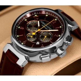 Louis Vuitton Tambour Chronograph WB-LV-878