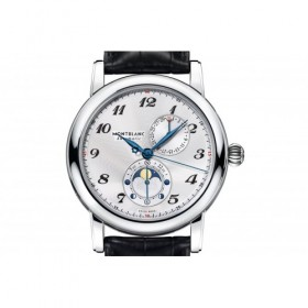 Mont Blanc Star Twin Moonphase MB-5165