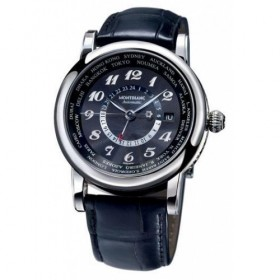 MONTBLANC STAR WORLD-TIME