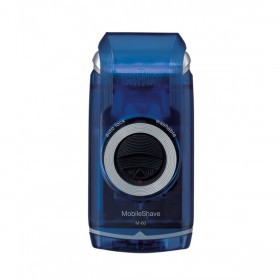 Braun Pocket Shaver For Men Blue (M-60)