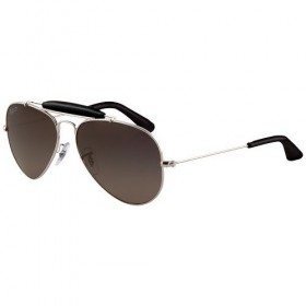 RAY BAN 3422Q OUTDOORSMAN CRAFT BLACK