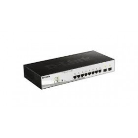D-Link 10-Port Gigabit PoE Switch DGS-1210-10P