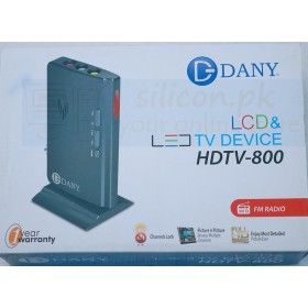 DANY HDTV-800 TV DEVICE