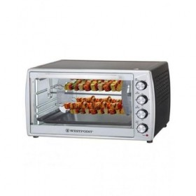 Westpoint 63 Liter Convection Rotisserie Oven With Kebab Grill WF-6300 RKC