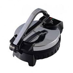 """Westpoint Deluxe Roti Maker 10"""" with Timer (WF-6516)"""