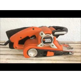 BLACK&DECKER XTA80EK Belt Sander 750 W