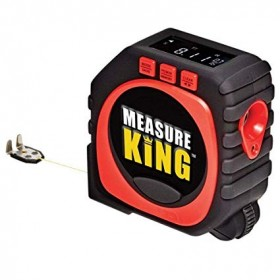 Measure King 3 in 1 Digital Measuring Tape