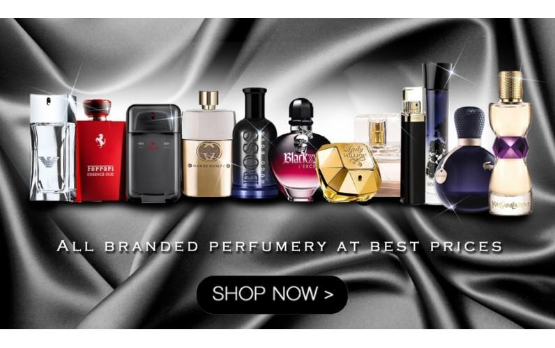 Perfume banner